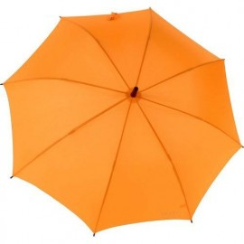 Parapluie automatique orange abricot Esprit