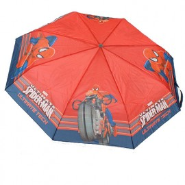 Parapluie Spiderman pliant enfant