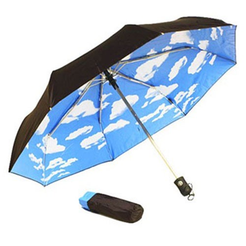 Sky umbrella pliant