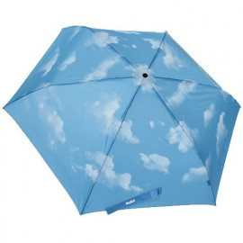 Mini sky umbrella pliant