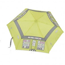 Parapluie superslim sweet shop par Lulu Guinness