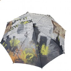 Parapluie long YNot New York Times