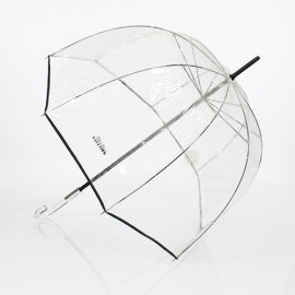 Parapluie cloche transparent Jean Paul Gaultier