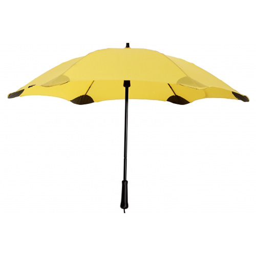 parapluie anti vent blunt lite jaune rue du parapluie. Black Bedroom Furniture Sets. Home Design Ideas