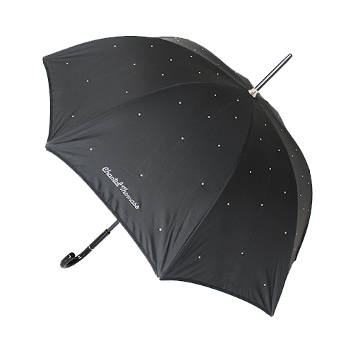 Parapluie luxe Chantal Thomass cristaux swarovski