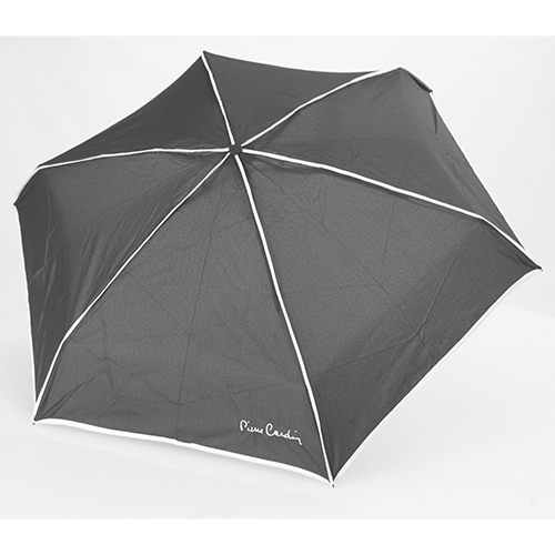 Mini parapluie pliant Pierre Cardin black and white