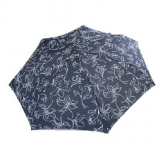 Parapluie pliant motif original night blue